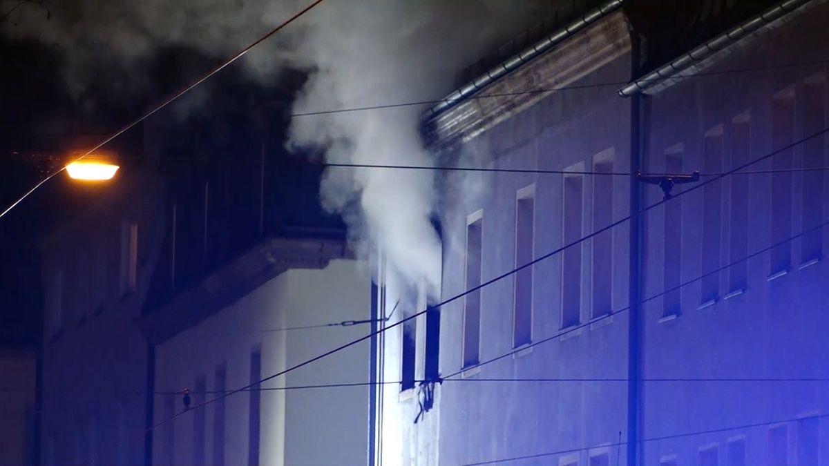 Wohnungsbrand in Nürnberger Südstadt