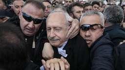 Türkischer Oppositionsführer angegriffen | Bild:picture alliance / AA
