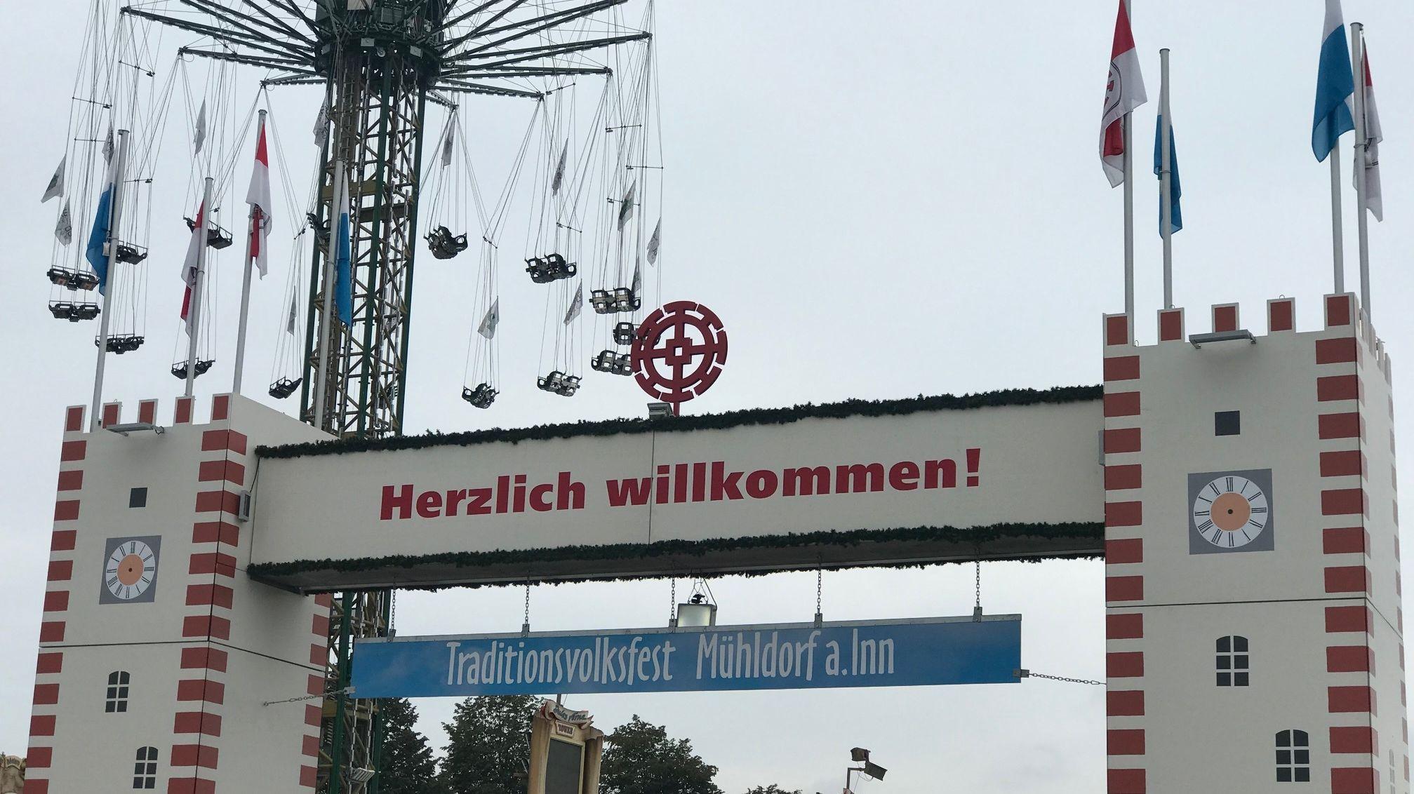 Das Traditionsvolksfest Mühldorf