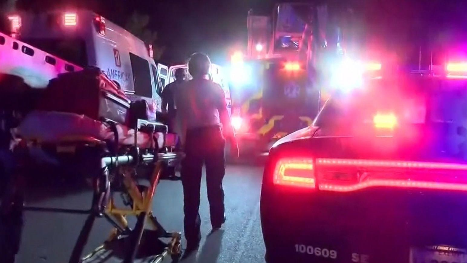 Vier Tote nach Schüssen in Fresno
