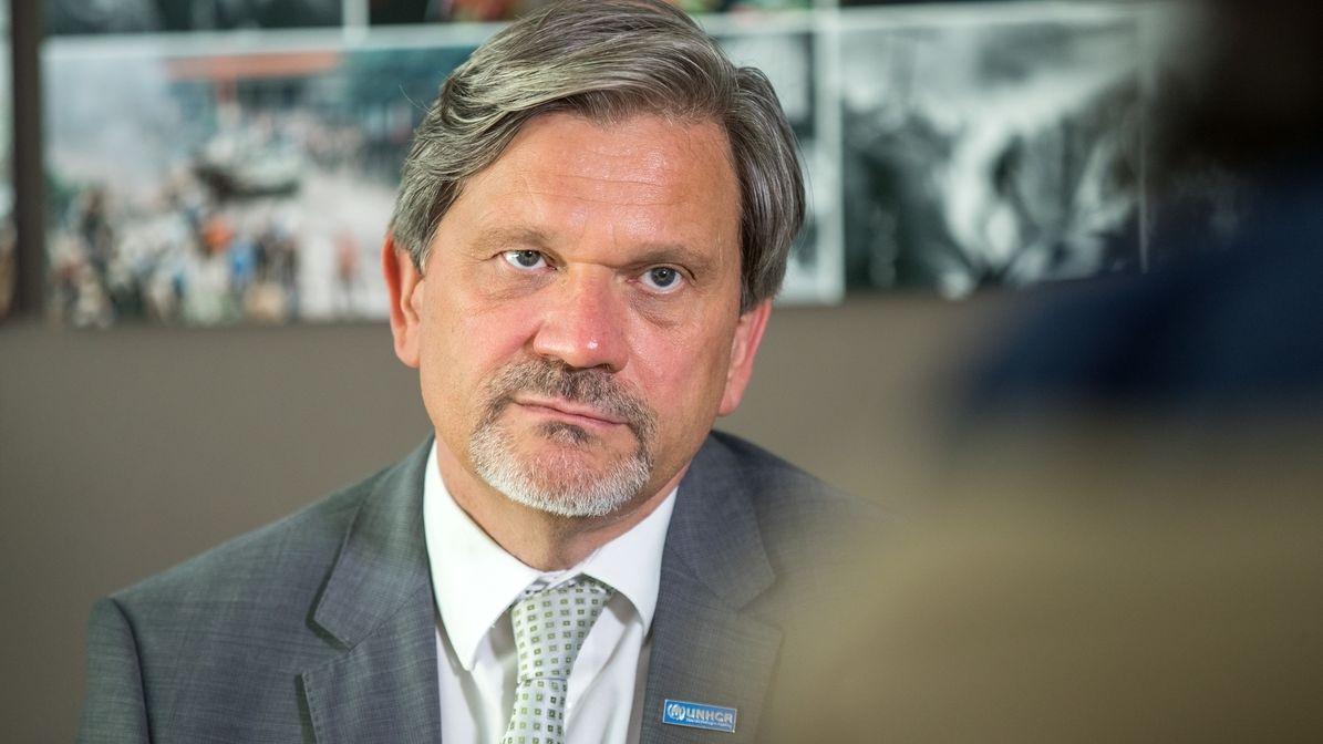 Dominik Bartsch, UNHCR