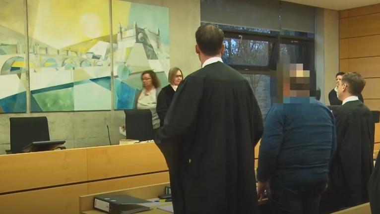 """Erlabrunn-Prozess"" vor dem Würzburger Landgericht"