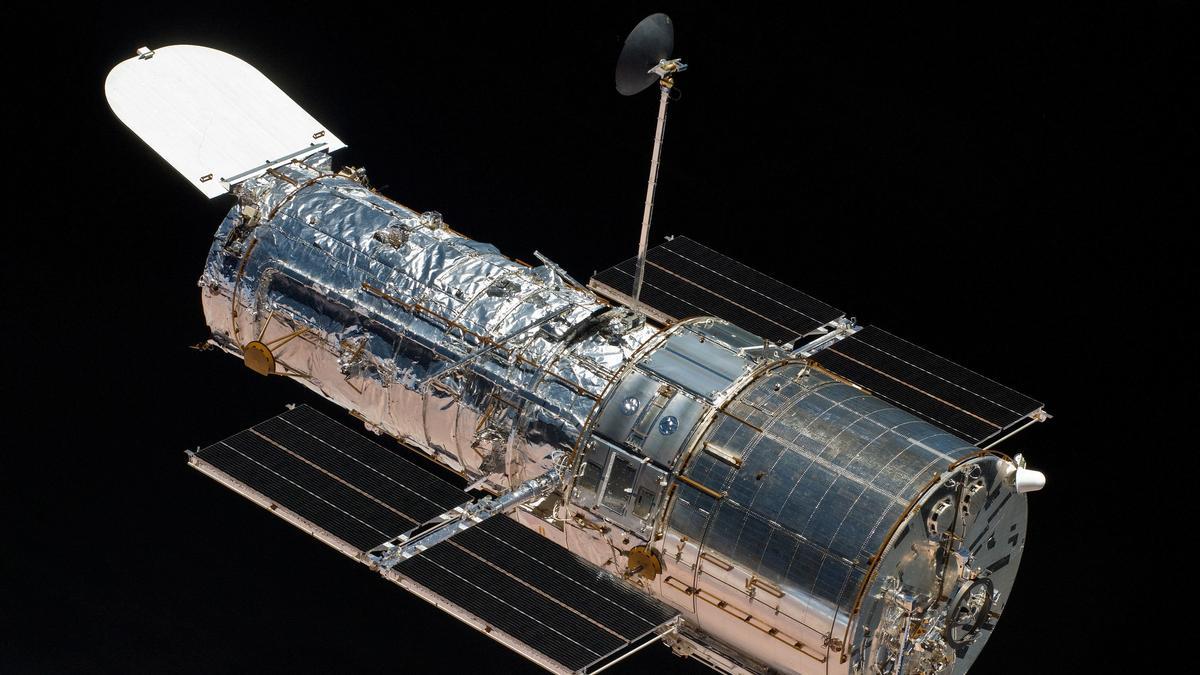 Weltraumteleskop Hubble