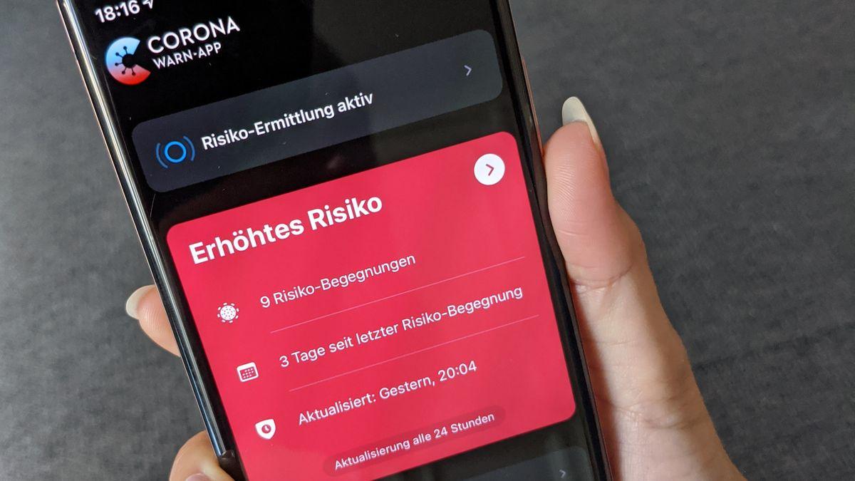 Warnungen über die Corona-Warn-App sollen europaweit funktionieren. Den Anfang machen zunächst elf Staaten.