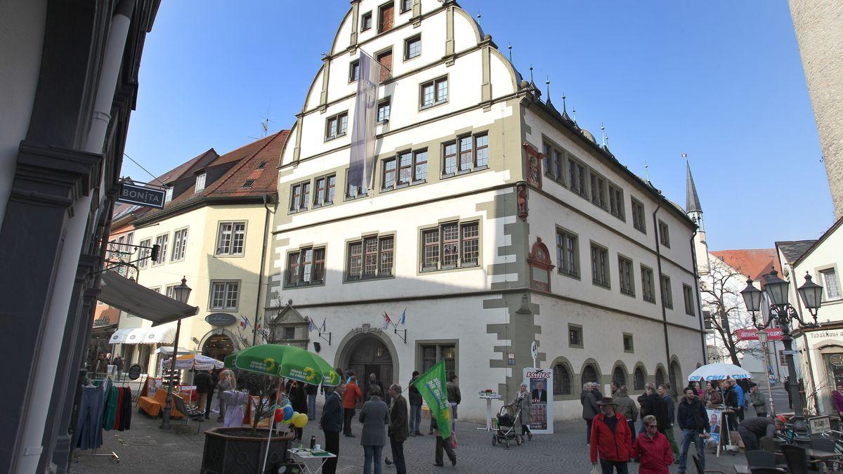 Rathaus in Kitzingen