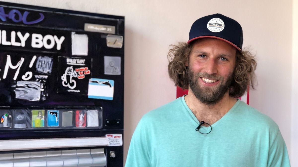 Toninho Dingl und sein Billy-Boy-Automat