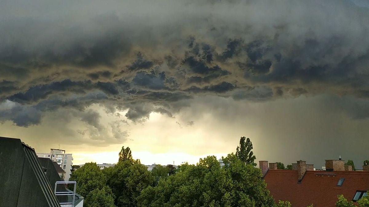 Unwetter: Symbolbild