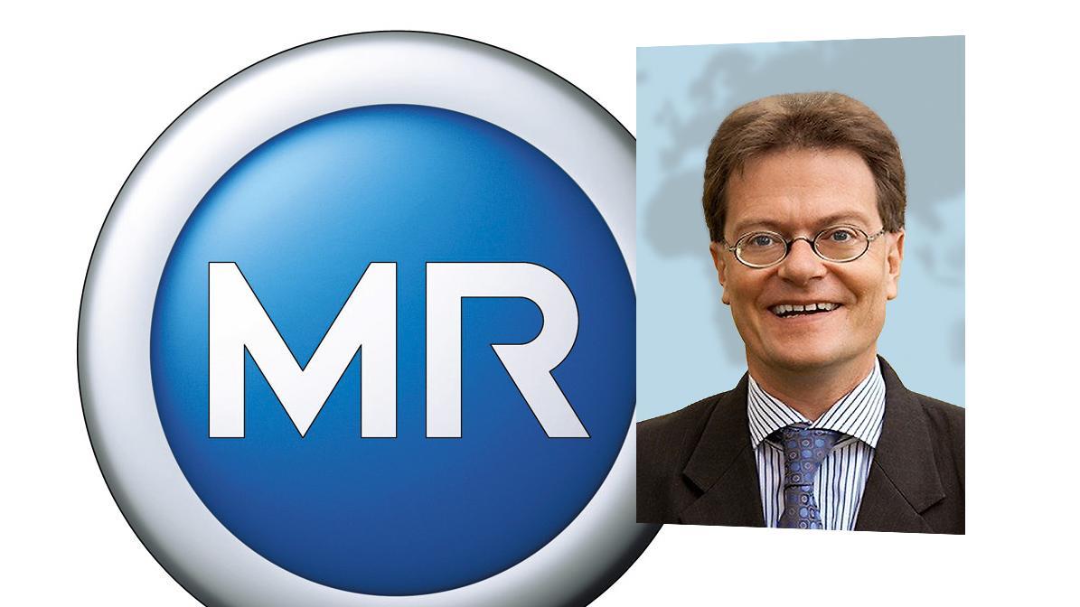 Wilfried Breuer verstärkt die Geschäftsführung der Maschinenfabrik Reinhausen