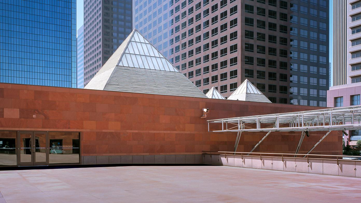 Museum of Contemporary Art in Los Angeles (1981-86)