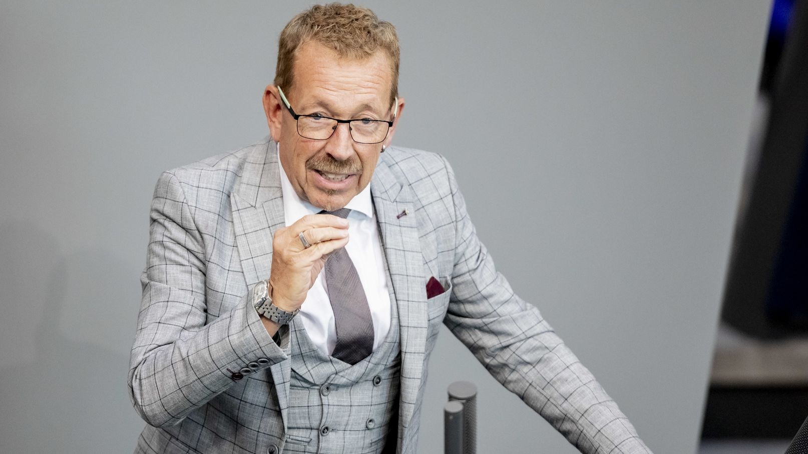 Karl-Heinz Brunner ist seit 2013 Mitglied des Deutschen Bundestages.