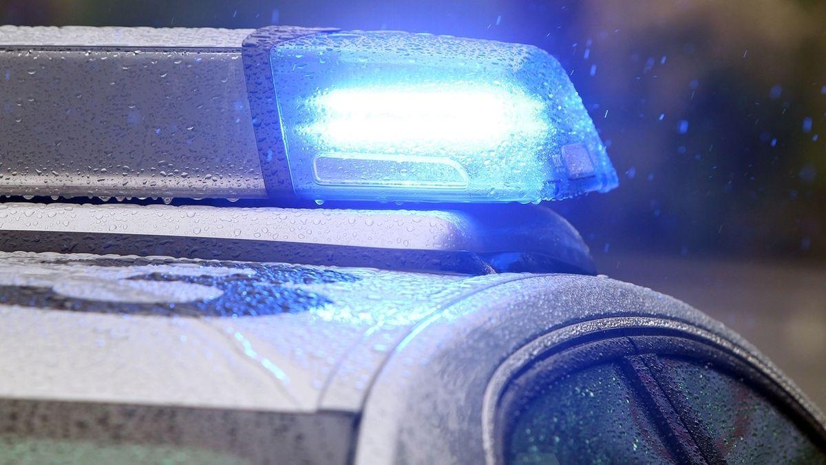 Polizei Blaulicht (Symbolbild)