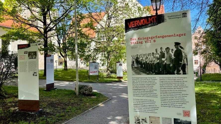 Die Ausstellung VerVolkt will an die Opfer der Nazis in der Region erinnern