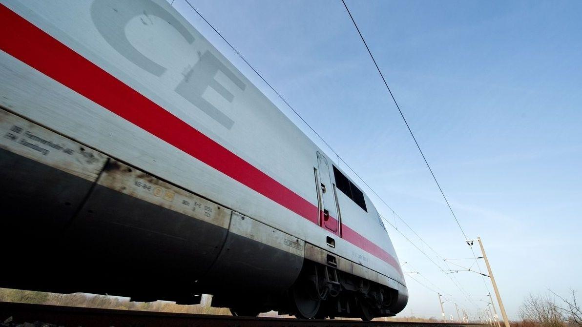 Symbolbild: ICE-Zug