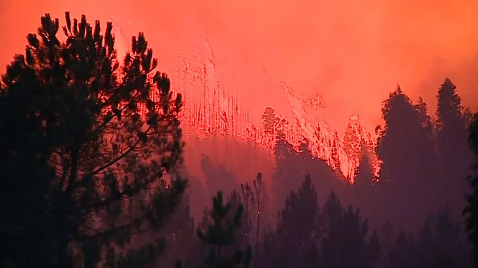 Waldbrände Portugal Karte.Waldbrände Gibt Es Jeden Jahr In Den Heißen Sommermonaten In Portugal Nun Kämpft Das Land Mit Den Ersten Starken Bränden Der Saison Mindestens 20 Menschen Wurden Bislang Verletzt
