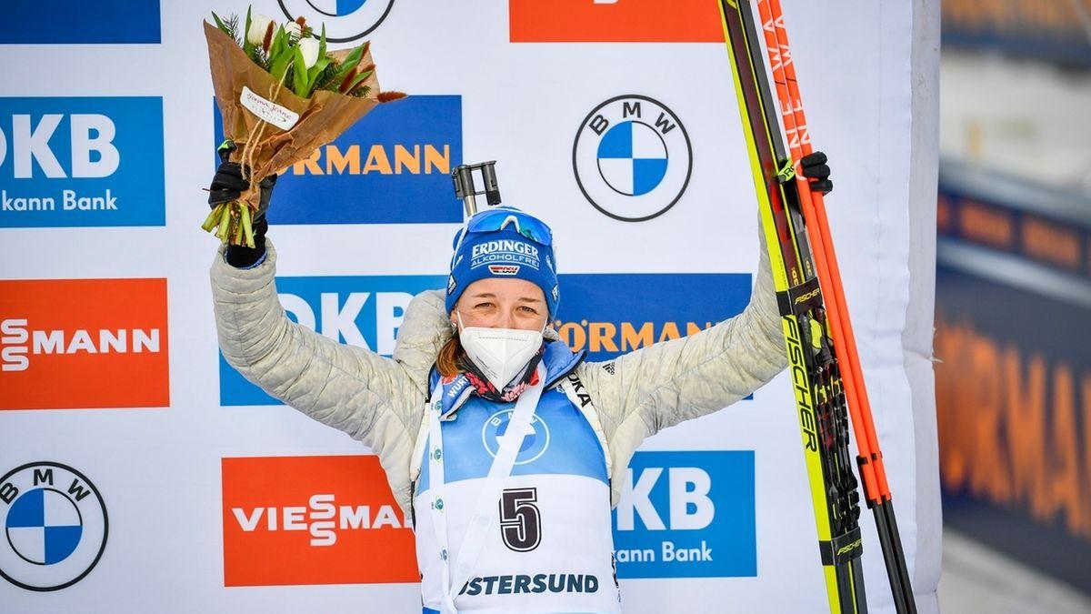 Biathlon - Weltcup in Östersund
