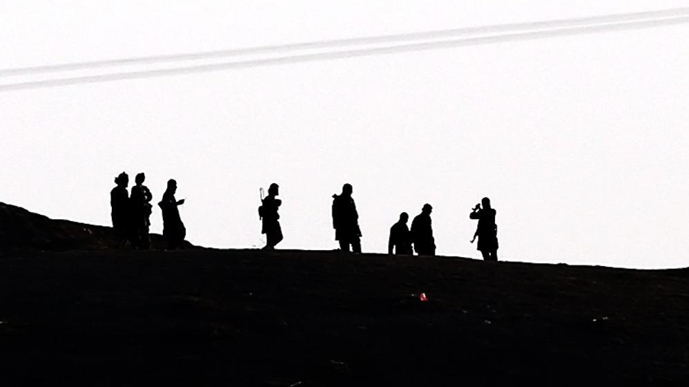 Islamischer Staat, Isis, IS, Kämpfer | Bild:picture-alliance/dpa