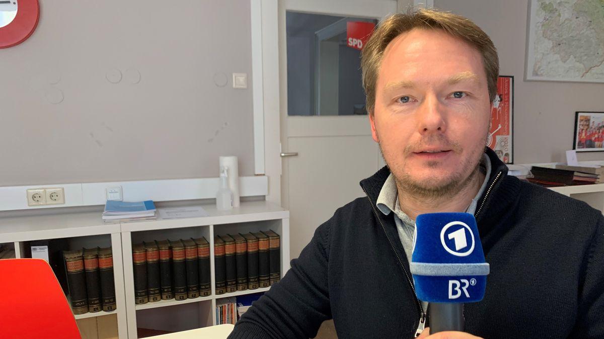 Der SPD-Landtagsabgeordnete Christian Flisek.