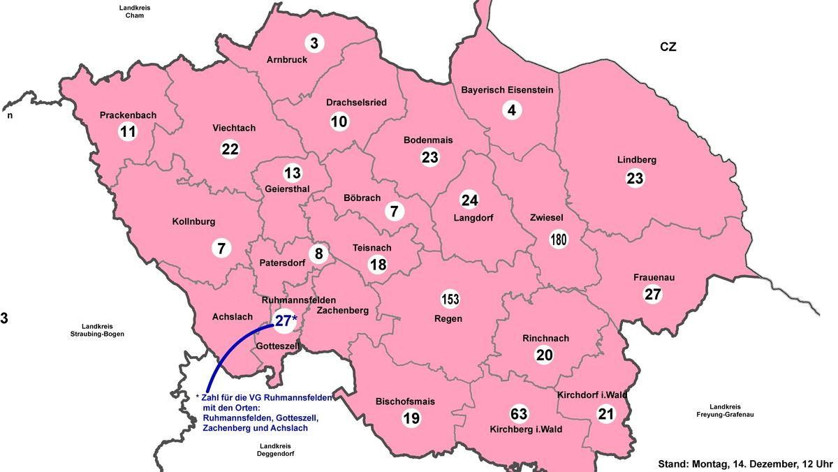 Coronazahlen Bonn