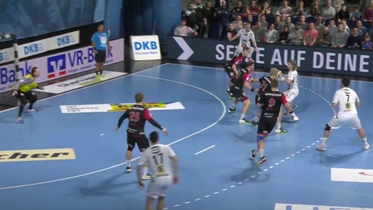 Handball-Bundesliga, HC Erlangen - Minden