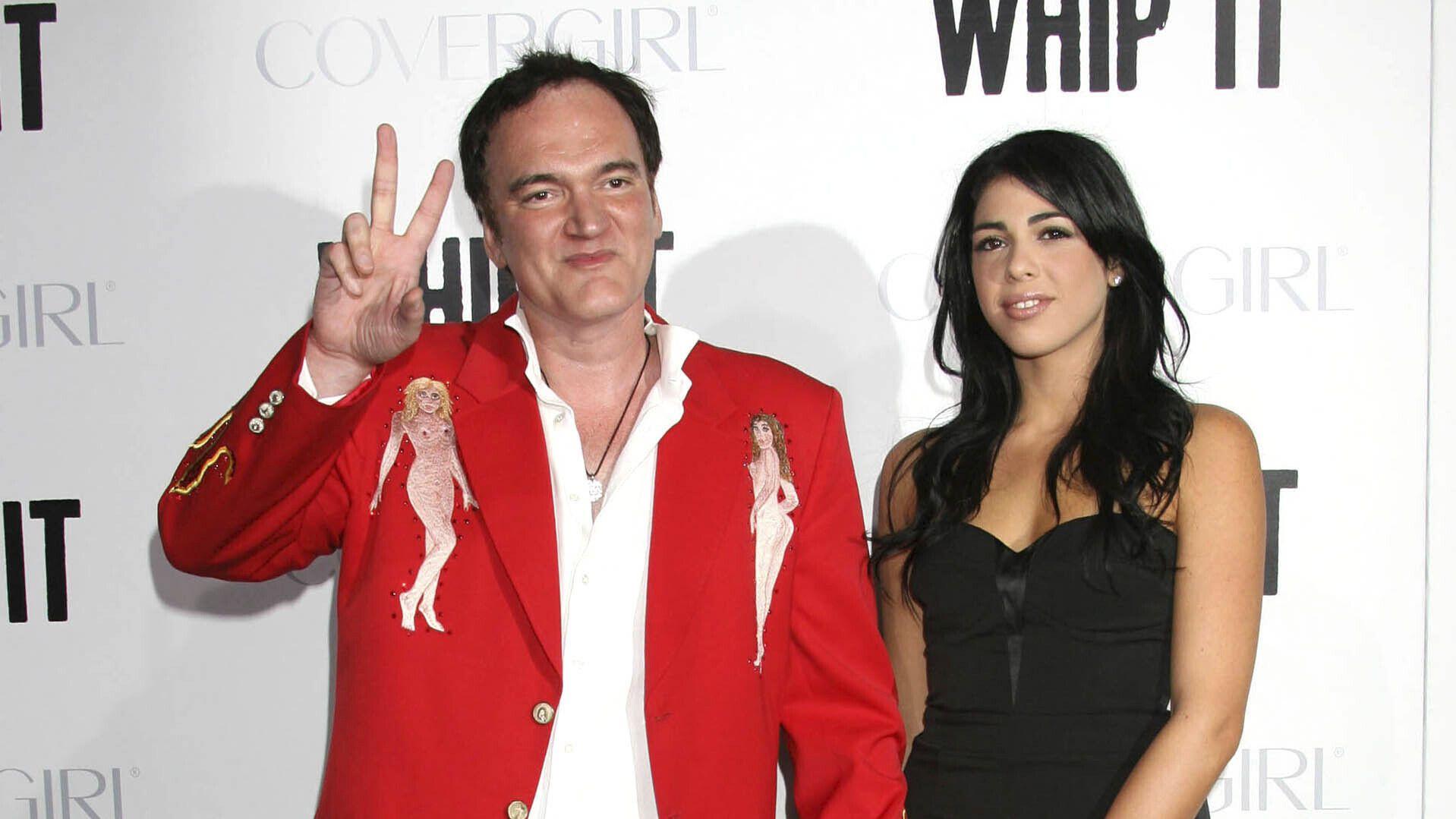 Regisseur Quentin Tarantino wird zum ersten Mal Vater