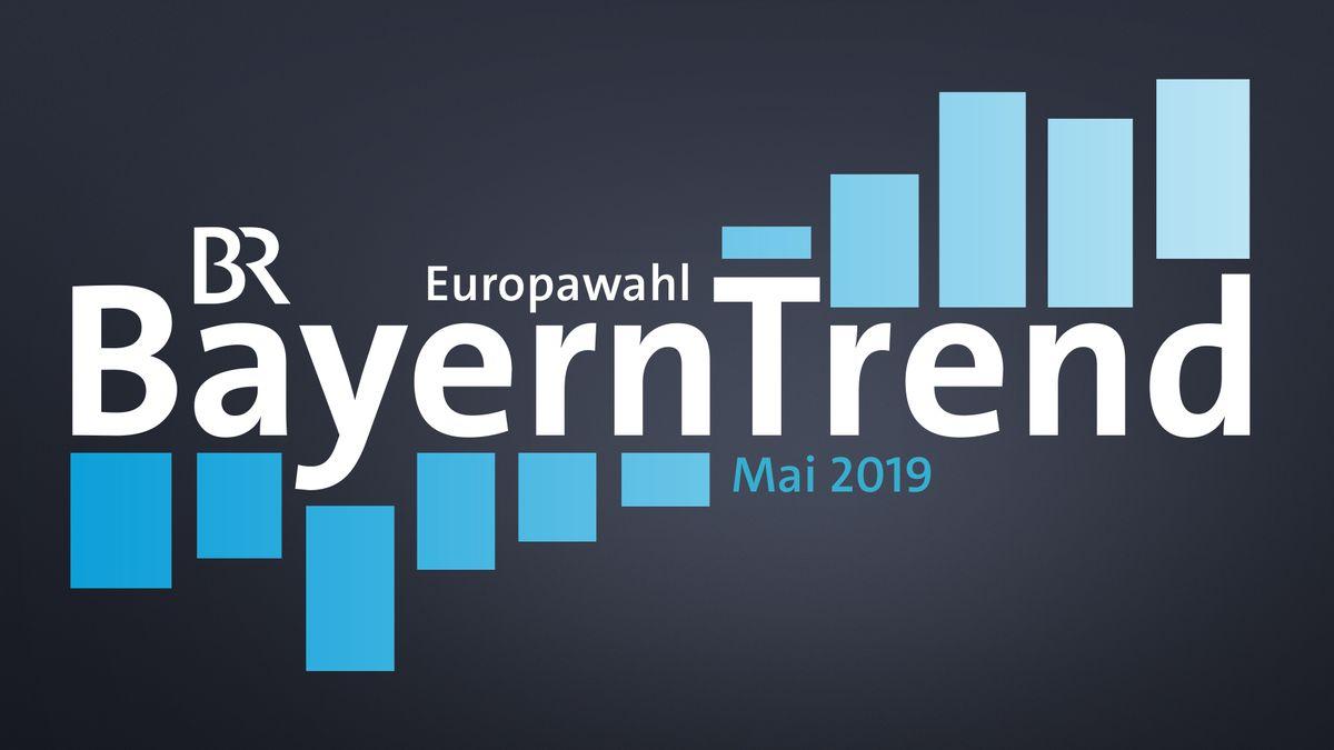 Der BR-BayernTrend zur Europawahl im Mai 2019