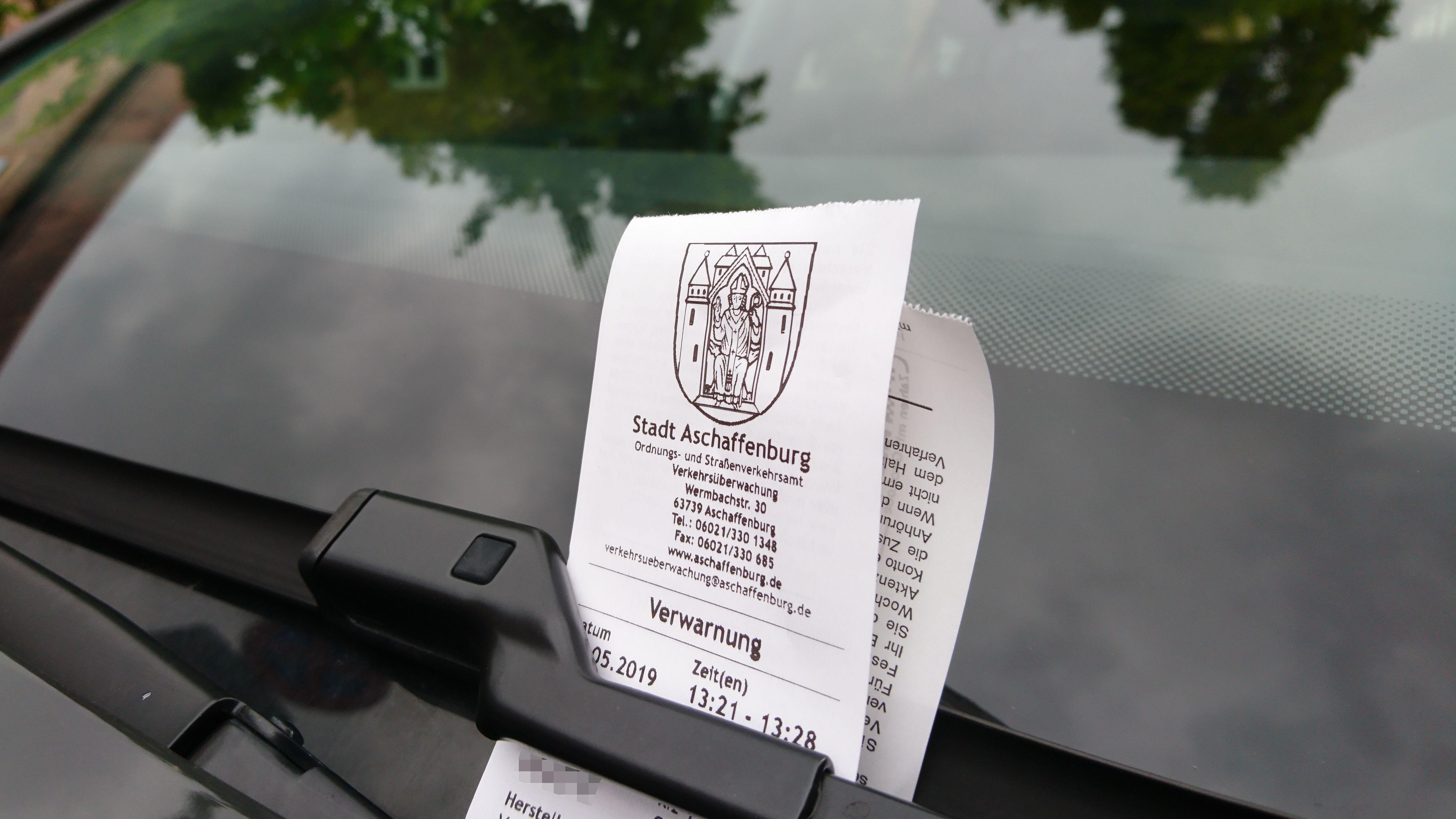 Falschparker: Wie macht man es richig