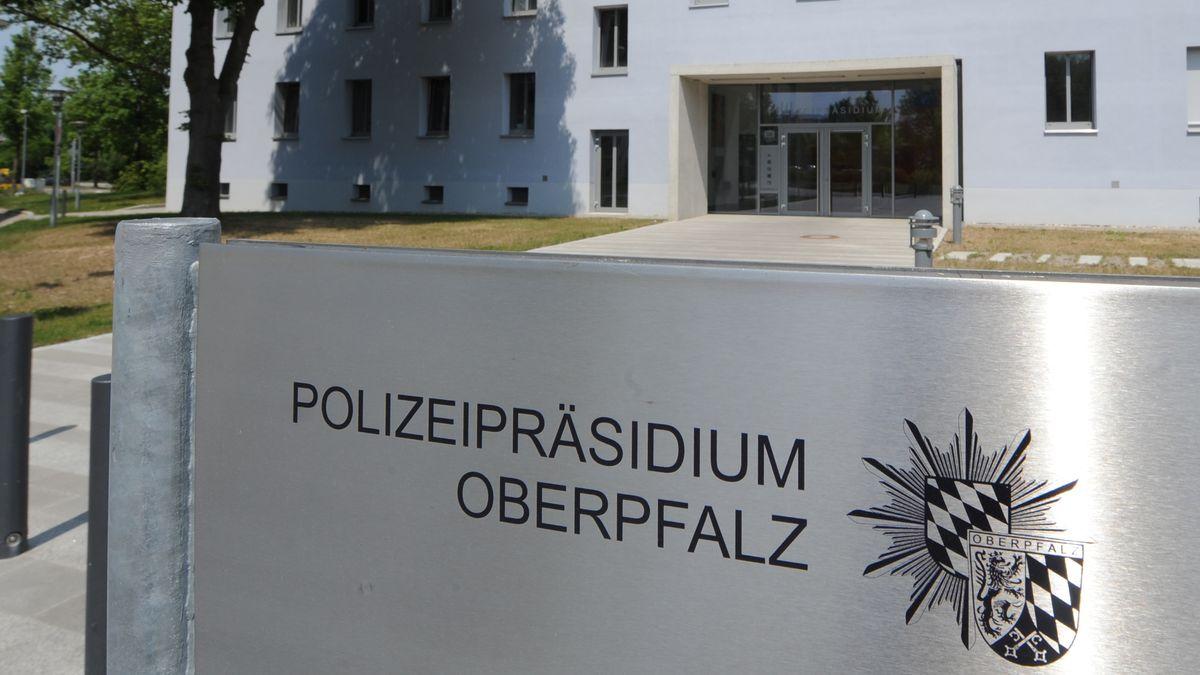 Das Polizeipräsidium des Regierungsbezirks Oberpfalz in Regensburg.