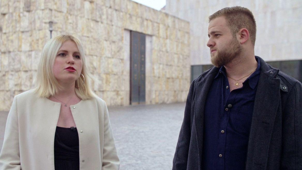 Junge Jüdinnen und Juden machen sich Sorgen um ihre Sicherheit
