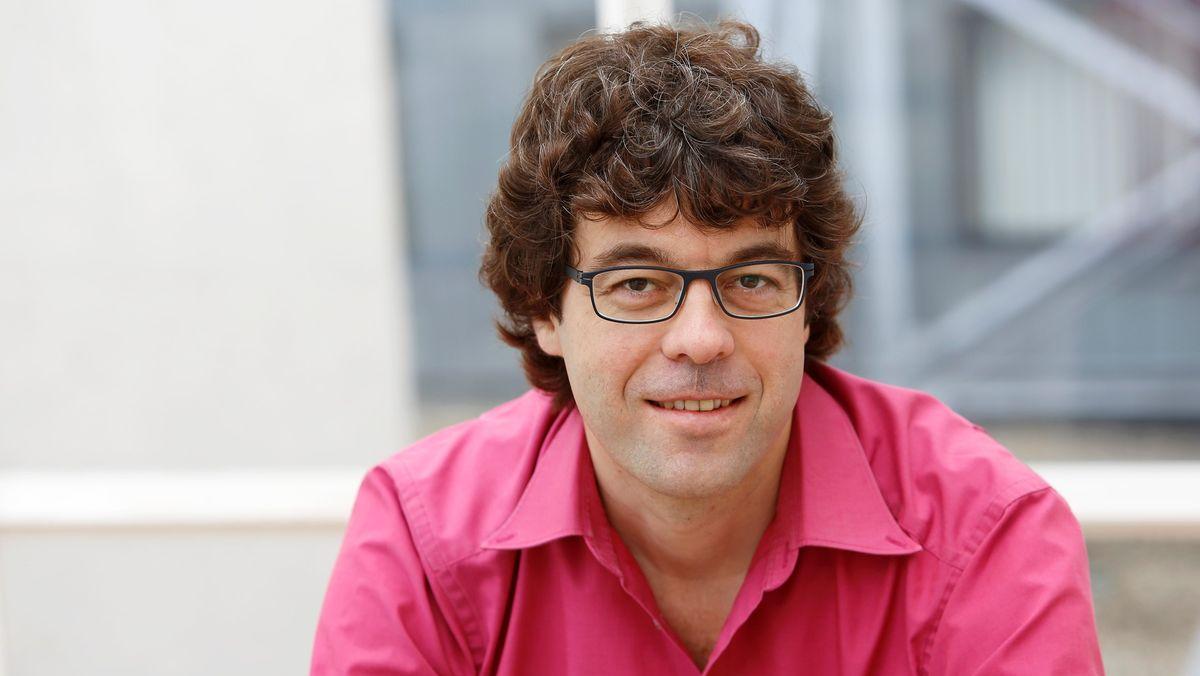 Porträt von Gábor Paál