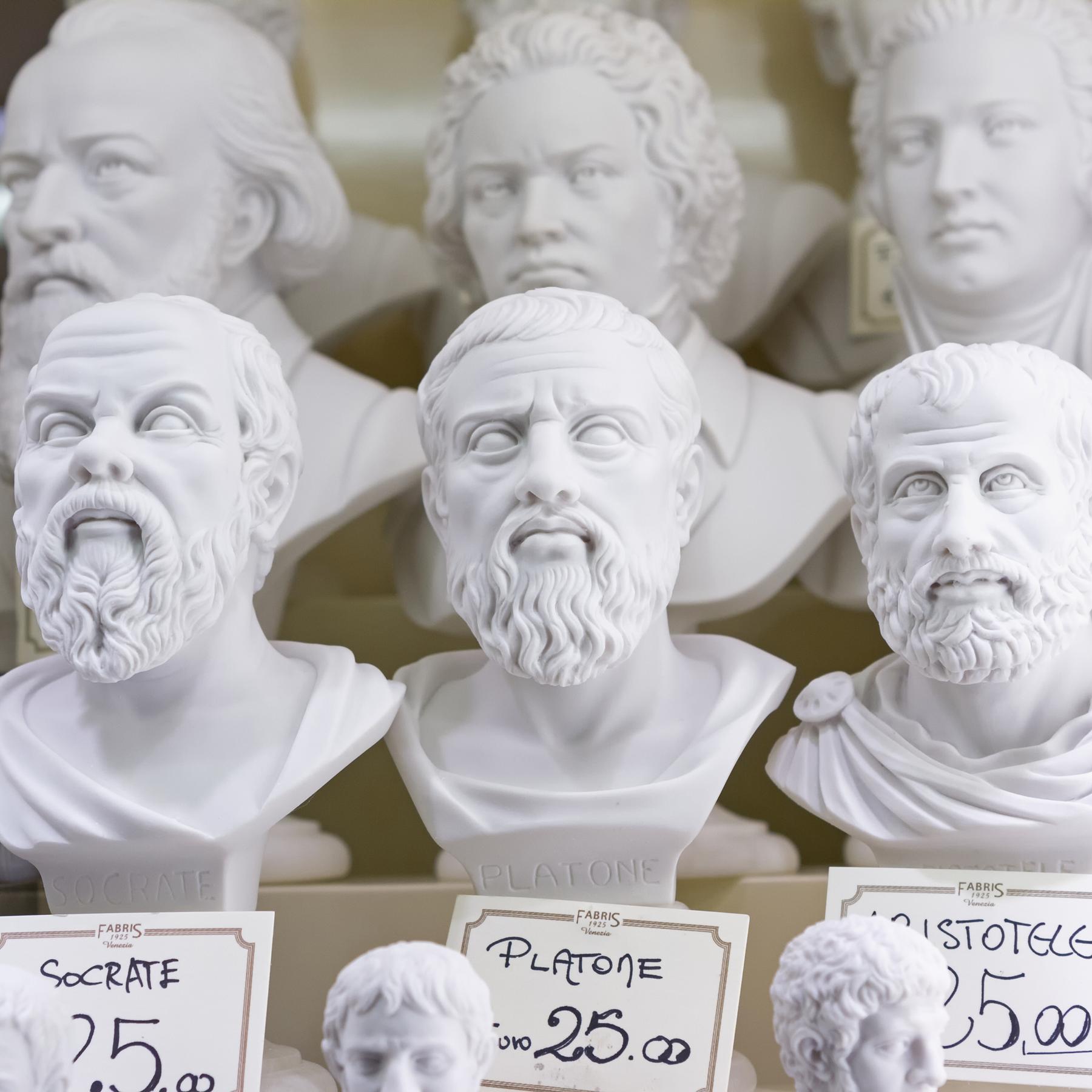 #01 Philosophie heute - Ratgeber statt Welterkenntnis?