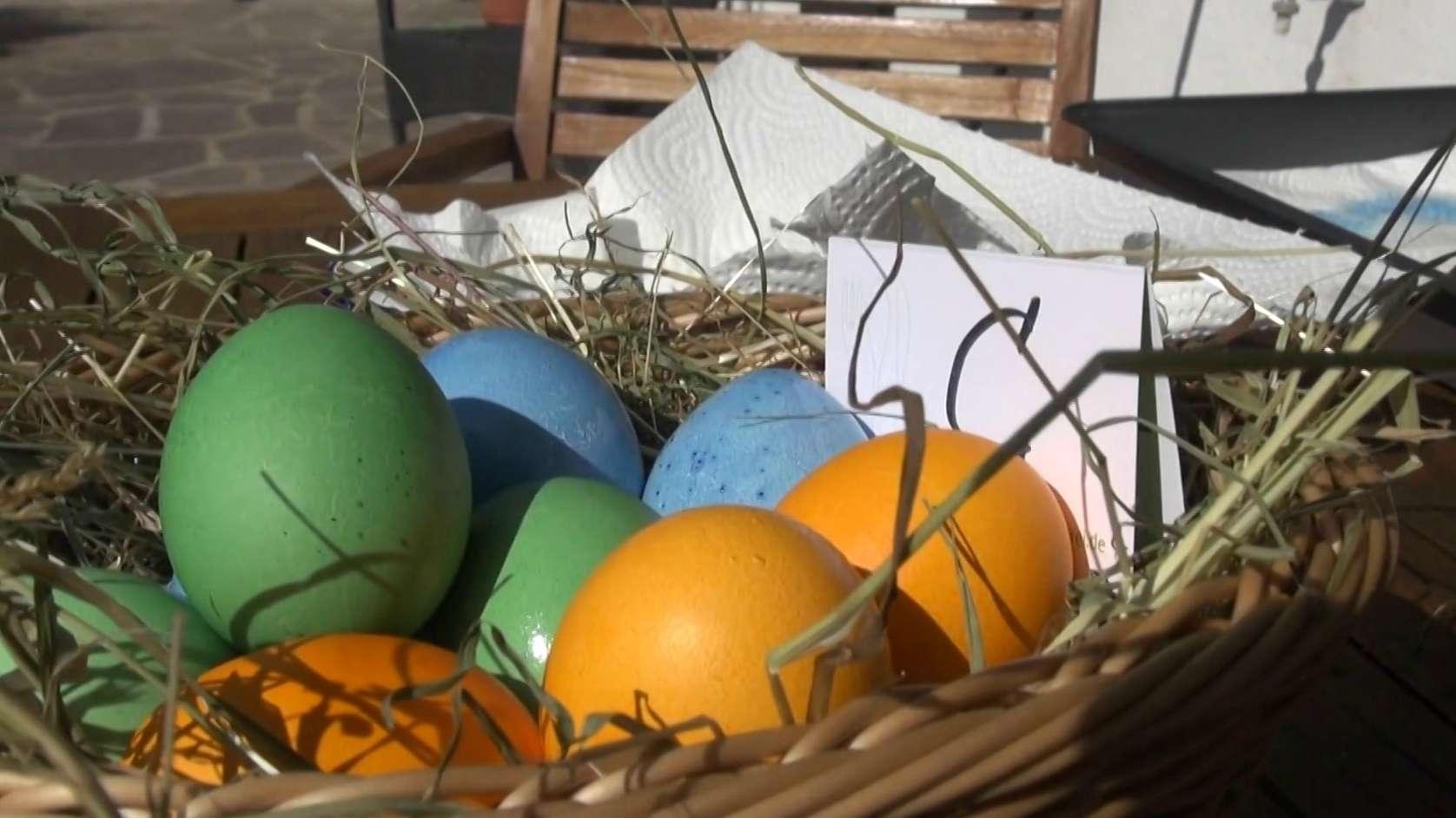 Ostereier: Wo gibt es die besten Farben?