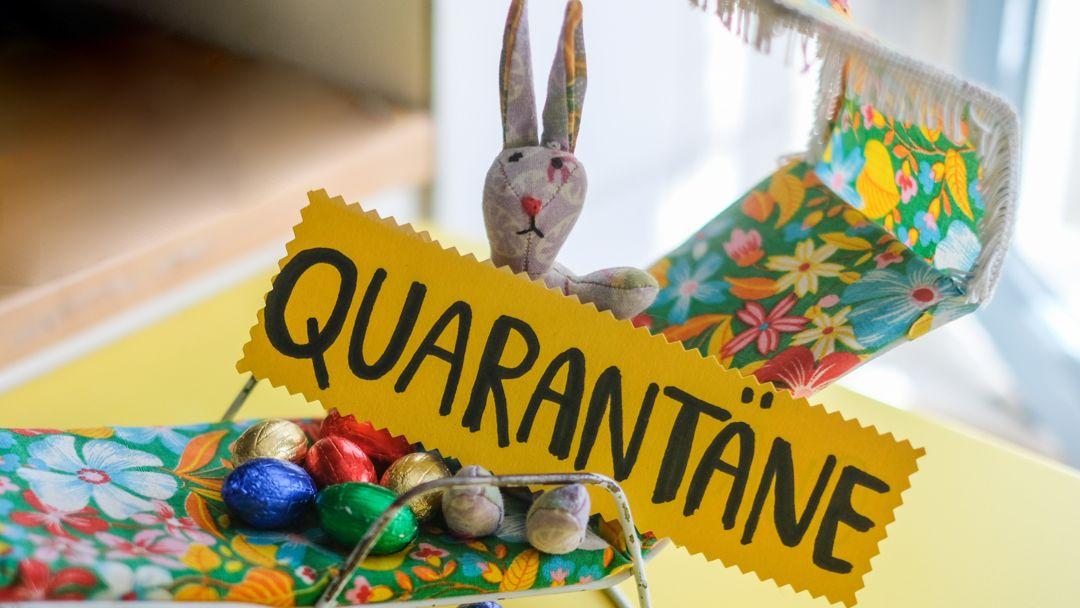 Das Osterfest findet auch in diesem Jahr wieder unter Corona-Bedingungen statt. Kreative Lösungen sind gefragt.