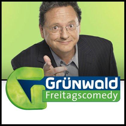Podcast Cover Grünwald Freitagscomedy  | © 2017 Bayerischer Rundfunk