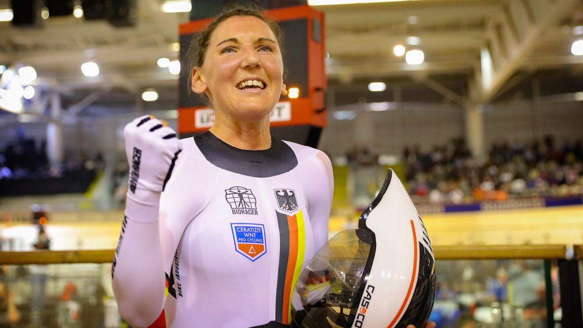 Lisa Brennauer