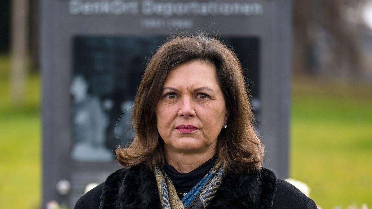 Landtagspräsidentin Ilse Aigner (CSU) verurteilt die antisemitischen Demonstrationen vor dem Hintergrund der wiederaufflammenden Gewalt in Nahost