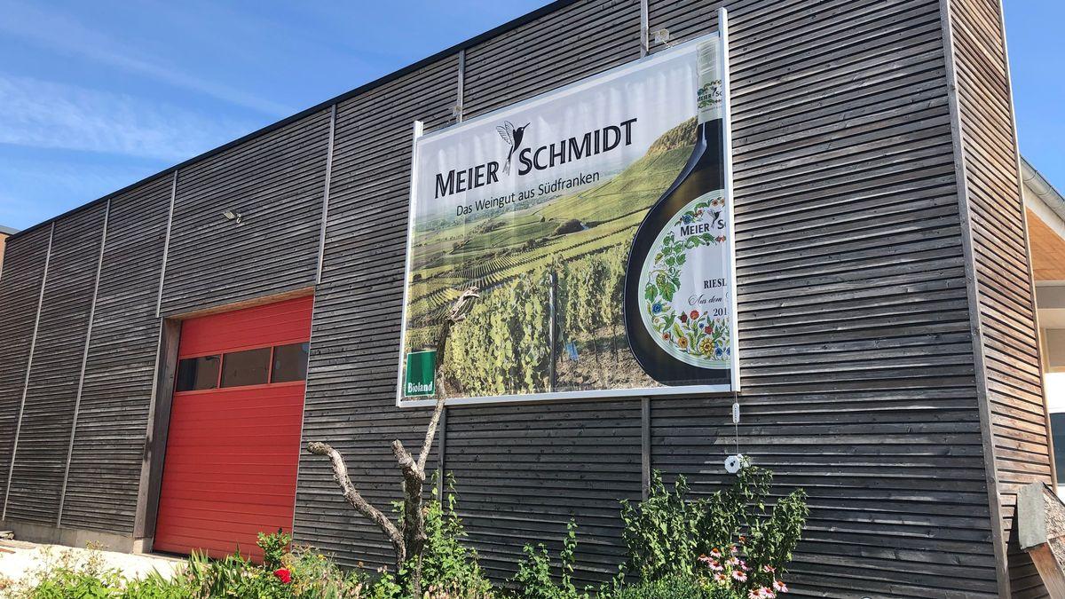 Der Bayerische Klimapreis 2020 geht unter anderem nach Mittelfranken - genauer gesagt an das Weingut Meier Schmidt aus Markt Nordheim.