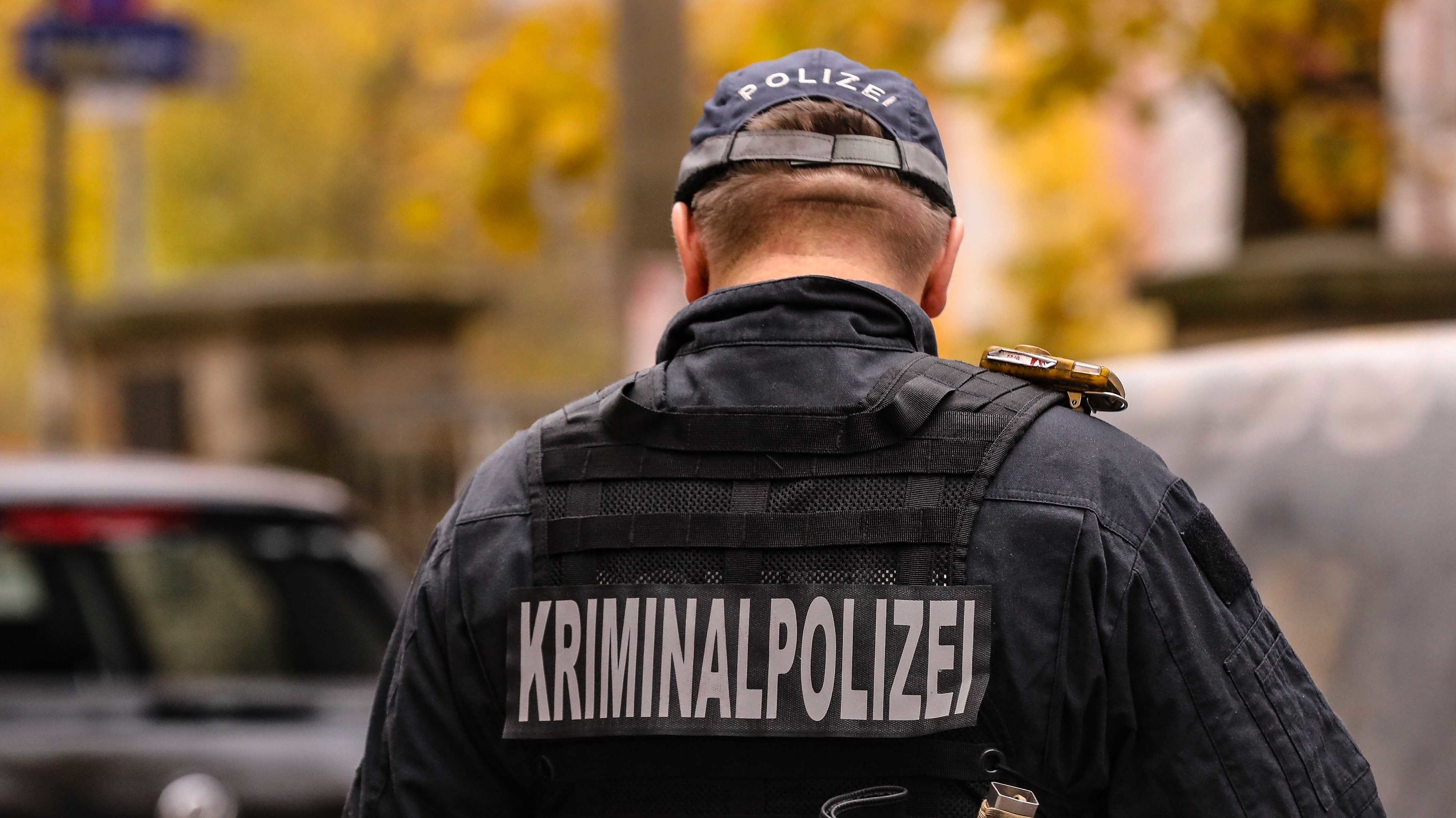 Kriminalpolizei (Symbolbild)