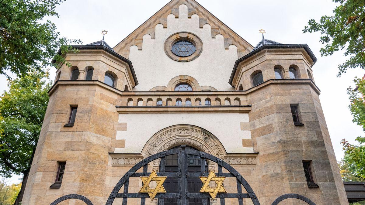Die Synagoge in Straubing