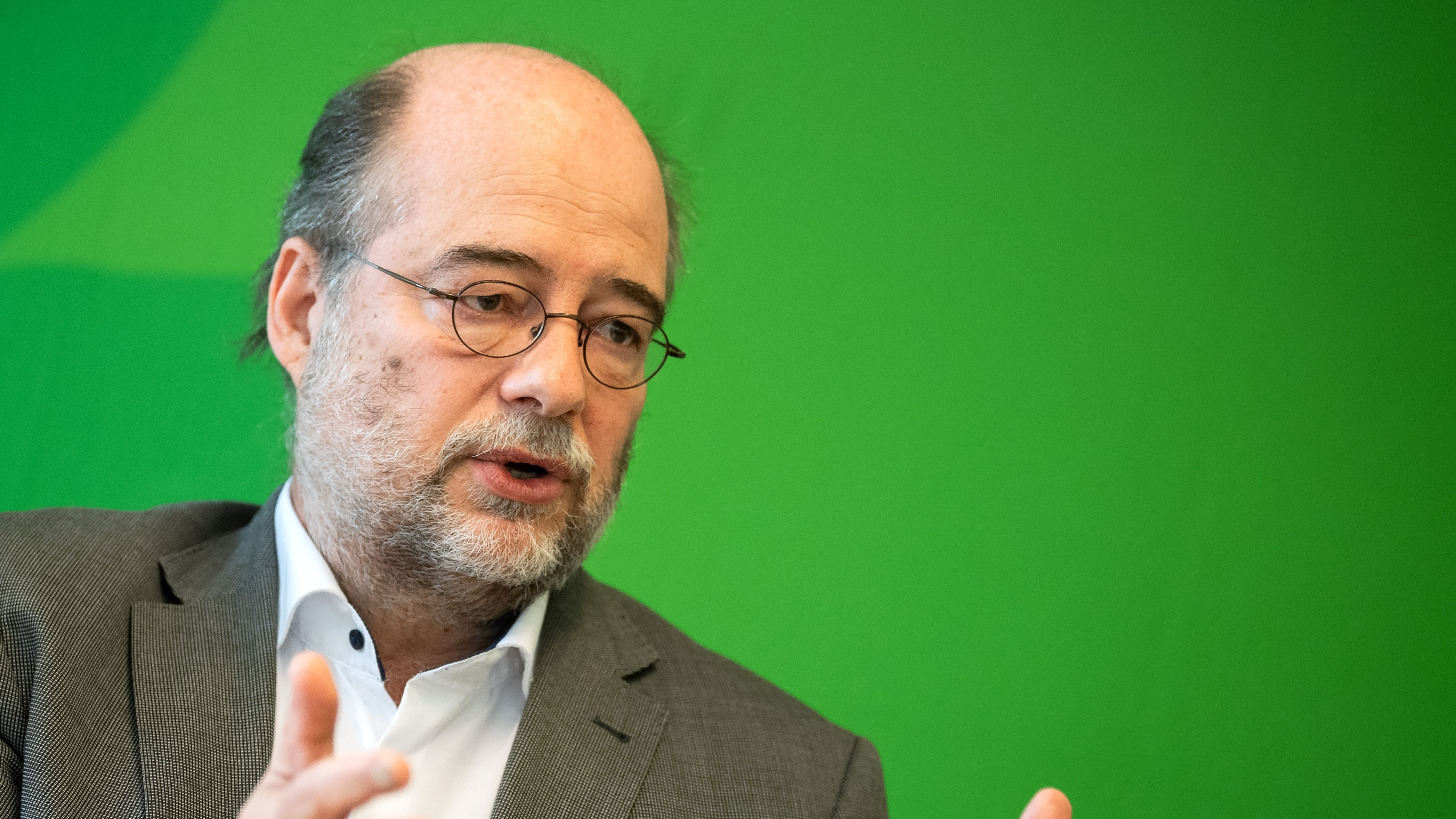Bayerischer Grünen-Vorsitzender Hallitzky