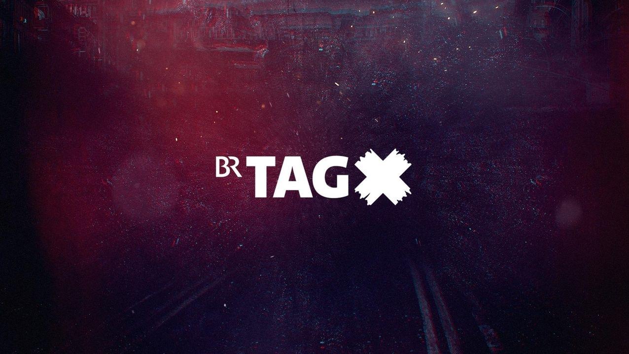 Logo für Tag X - das interaktive Hörspiel