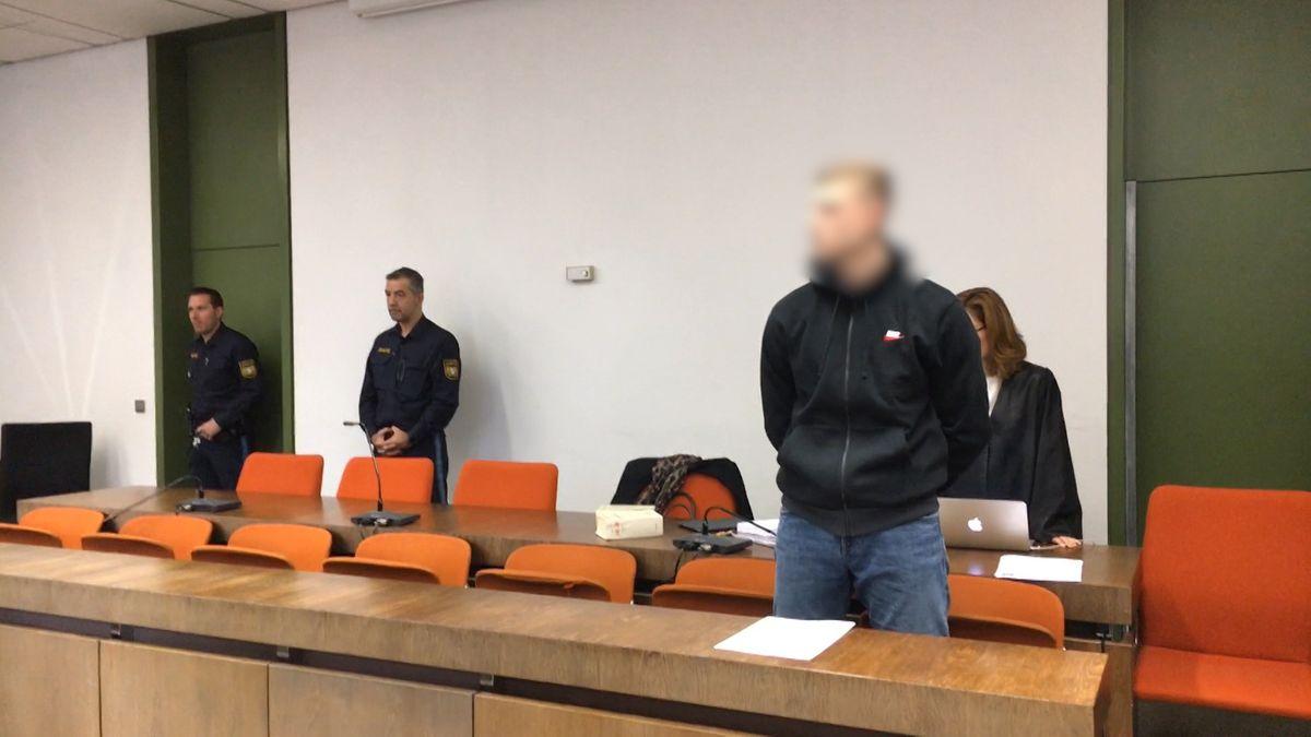 Mutmaßlicher Täter vor Gericht in München