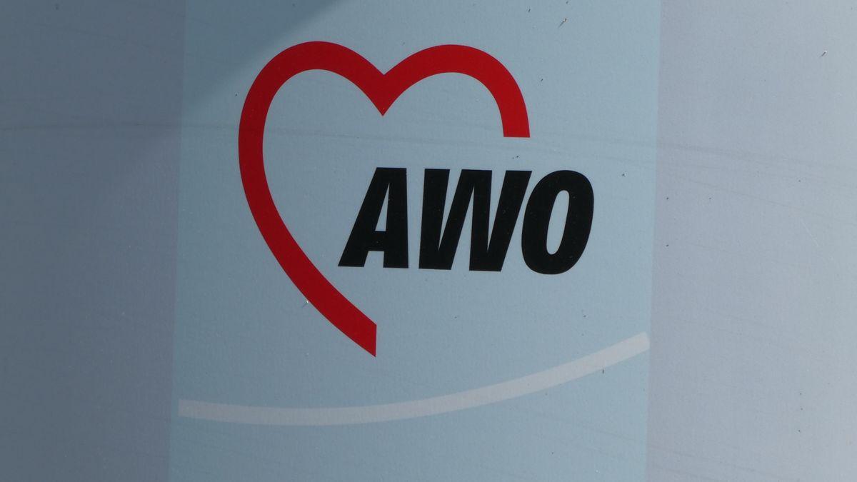 Das Logo der Arbeiterwohlfahrt (AWO).