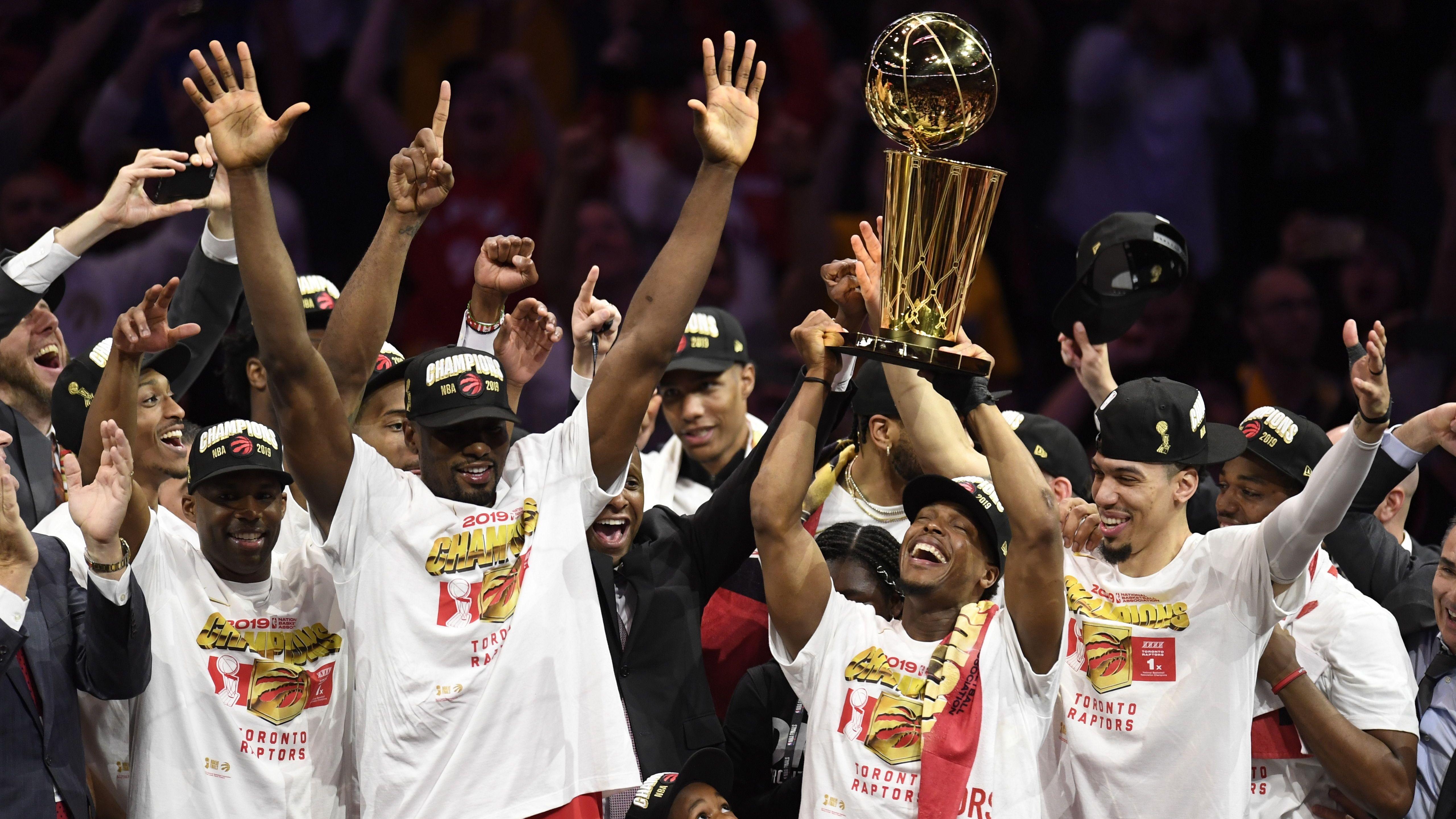 Die Toronto Raptors sind neuer Meister in der NBA.