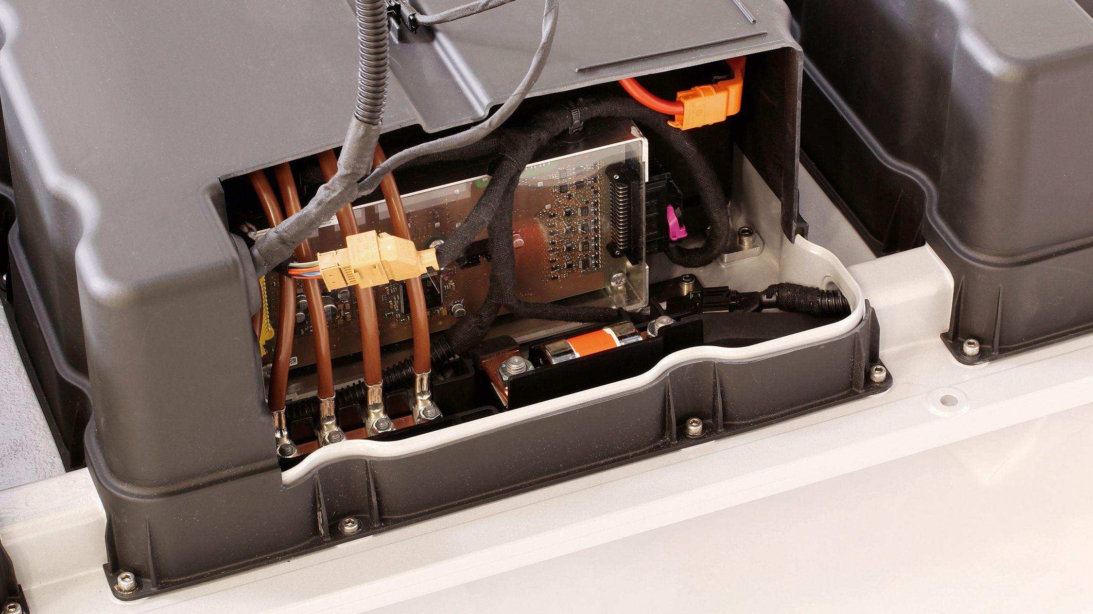 Dräxlmaier Batteriesystem