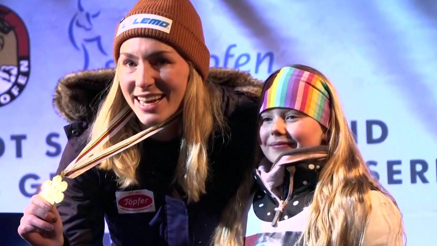 Selina Jörg in Sonthofen