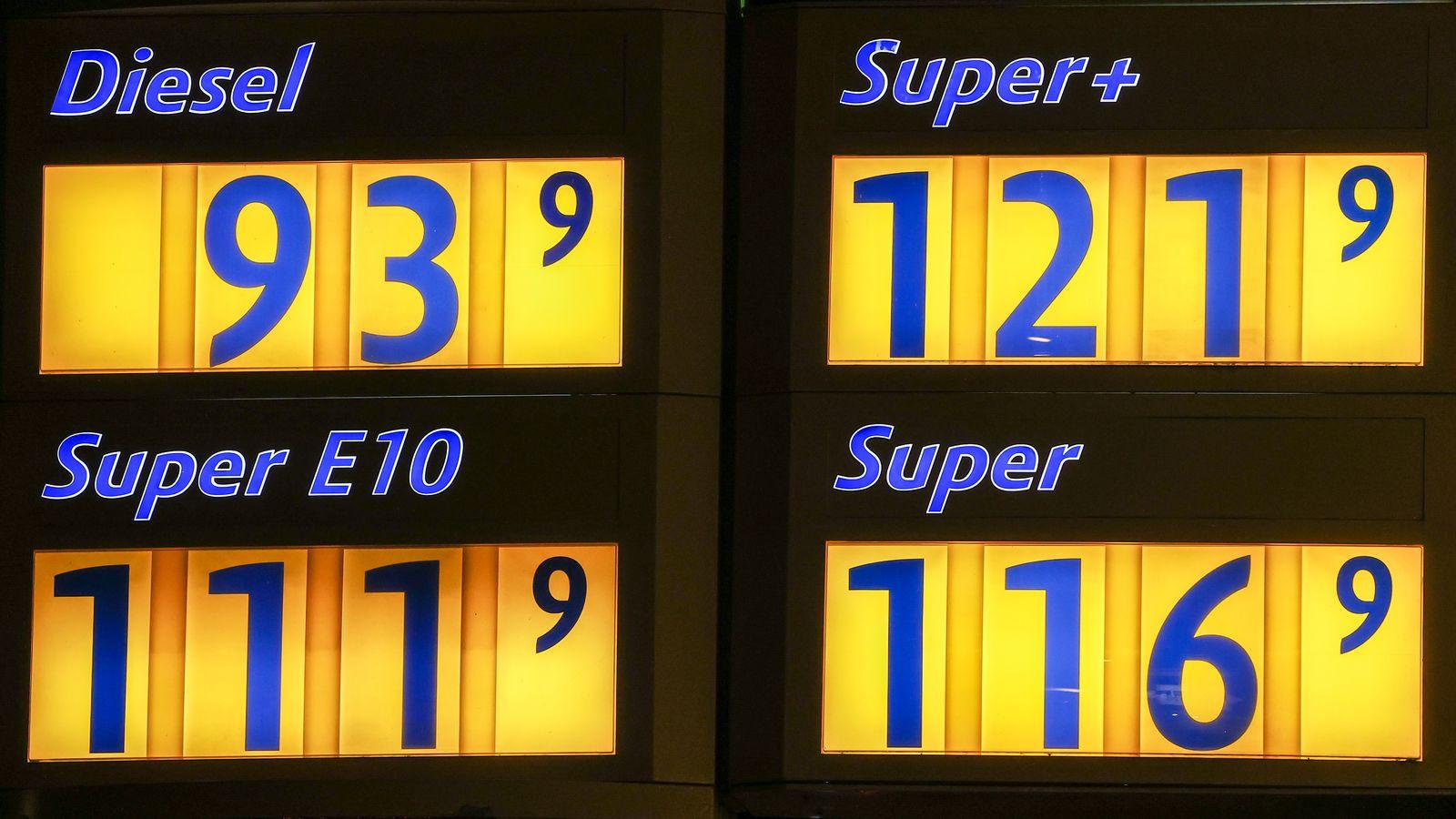 Benzin und Diesel: Warum die Preise steigen werden