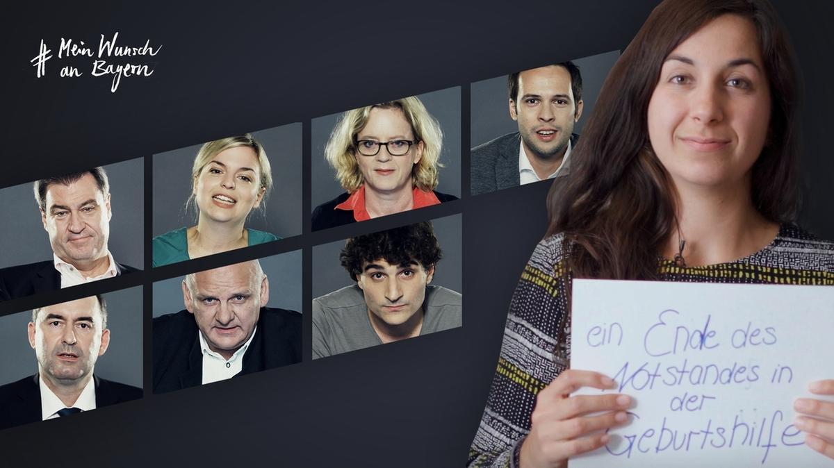Esther Chaudhri aus Nürnberg bei #MeinWunschAnBayern