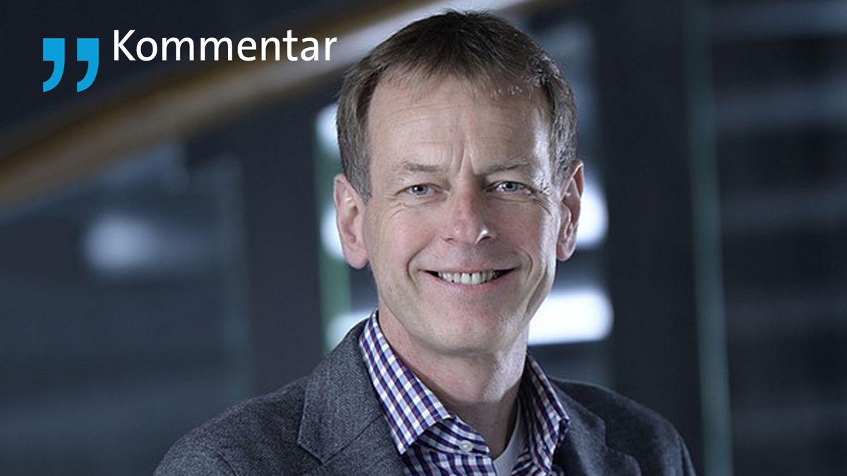 Ralf Borchard, Leiter der Redaktion Ausland und politischer Hintergrund
