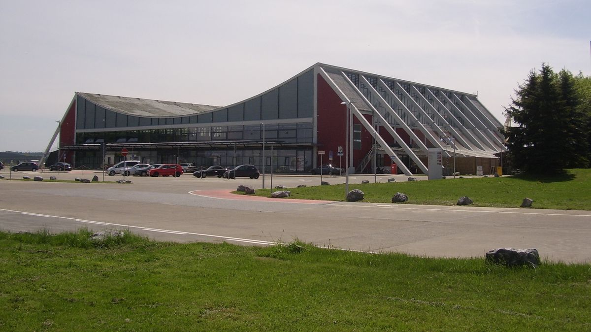 Allgäu Airport Memmingerberg