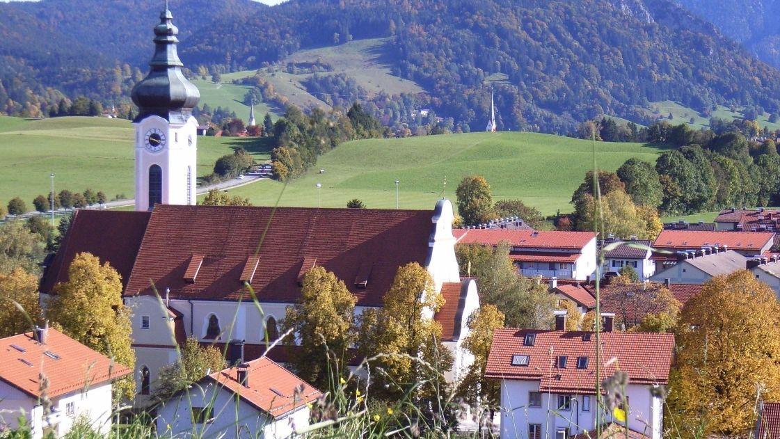 Hausham in Oberbayern